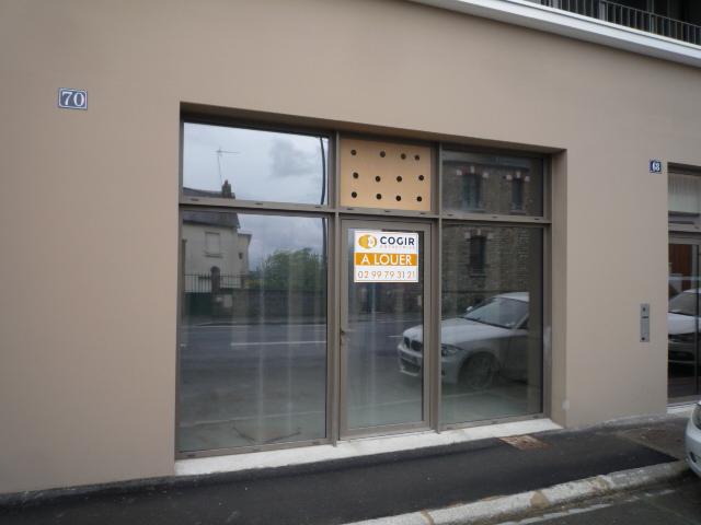 RENNES - Rue de Vern - Bureau en RDC