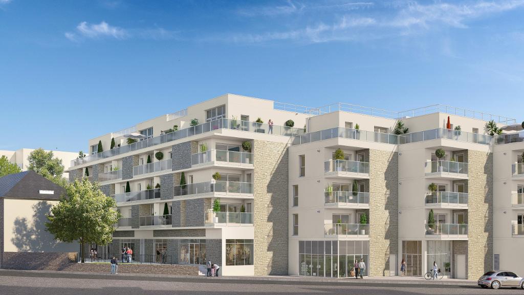 BRUZ - Appartement 3 pièce(s) 61.83 m2