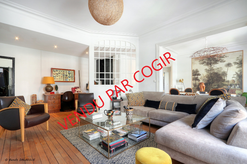 Appartement Rennes 5 pièce(s) 120 m2