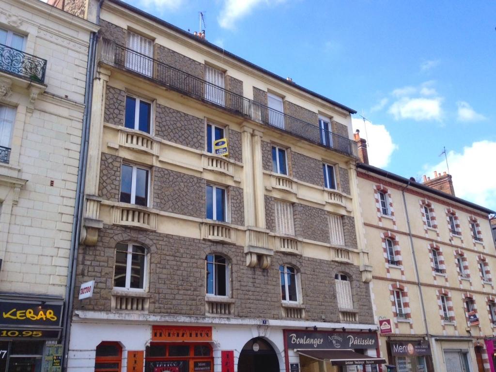 Exclusivité St Hélier- Appart Type Maisonnette de 40 m²  - garage