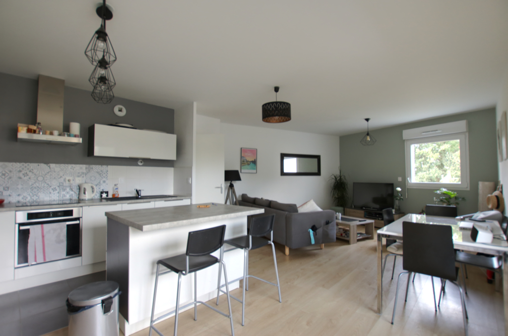 Appartement Rennes 3 pièce(s) 80.51 m2