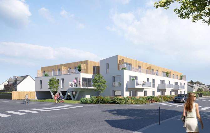 Appartement Thorigne Fouillard 3 pièce(s) 62 m2