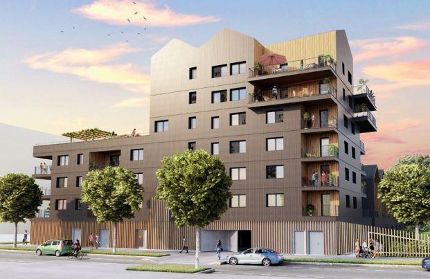 Appartement Rennes 4 pièce(s) 99 m2