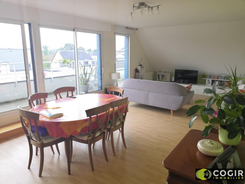 Appartement Le Rheu 4 pièce(s) 83 m2