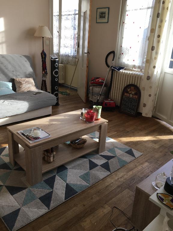 Appartement Rennes 1 pièce(s) 34.56 m2