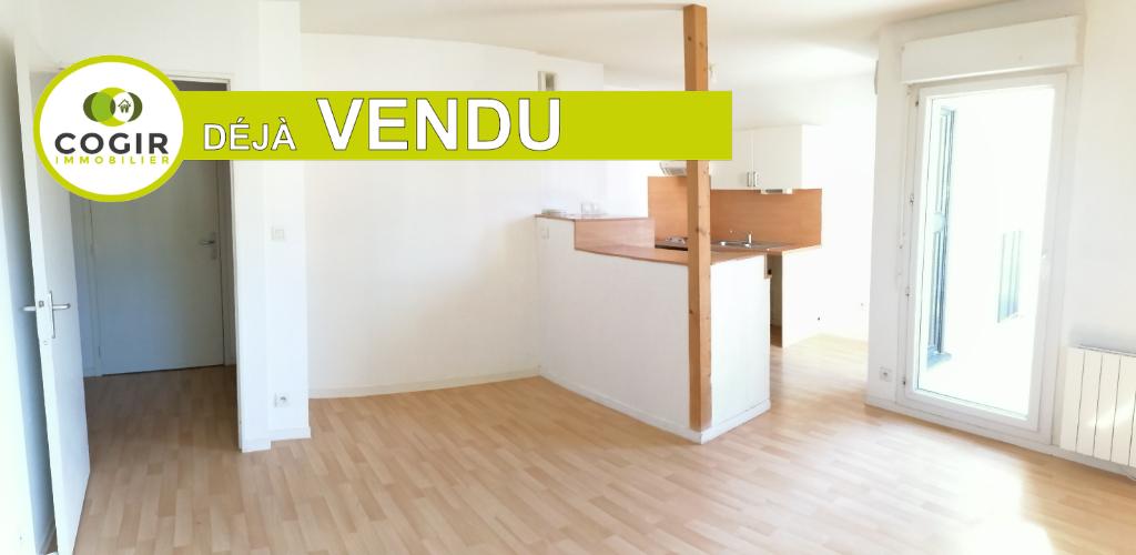 Appartement Le Rheu 2 pièces 43 m2