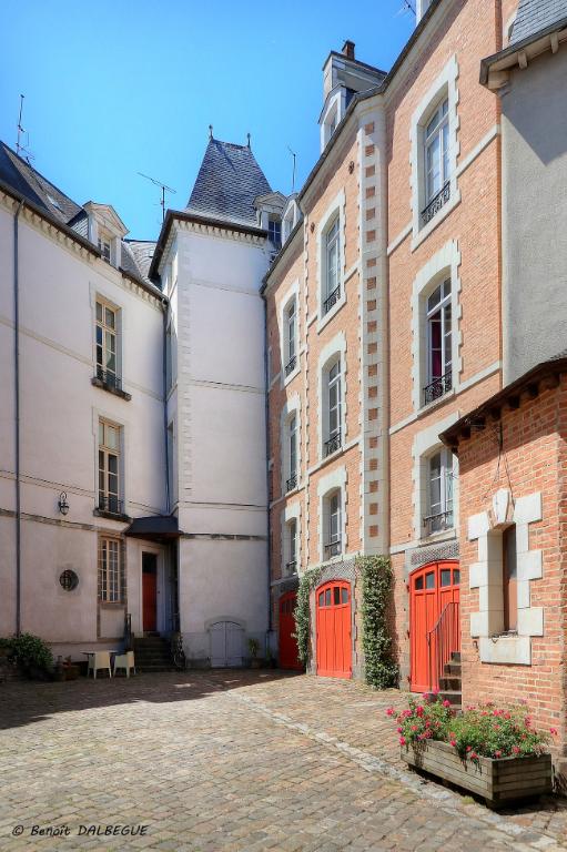 RENNES Centre Historique - Appartement T4 164 m² avec cave