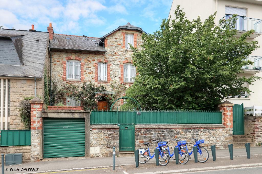 Maison Type 9 - Rue de Fougères - Exclusivité