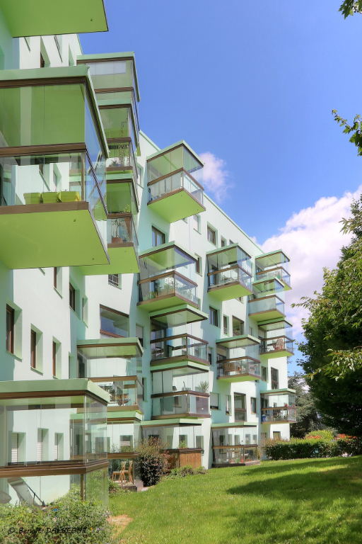 EXCLUSIVITE COGIR RENNES NORD Appartement Rennes 4 pièce(s) 79 m2
