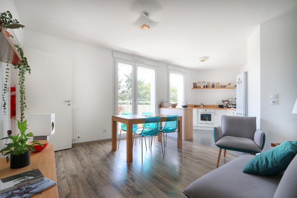 Appartement Rennes Nord Saint Martin /Bd Armorique T2 RECENT 44 M2