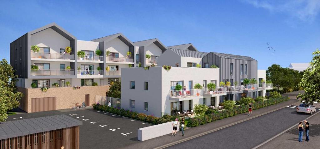 Appartement Acigne 3 pièce(s) 57 m2