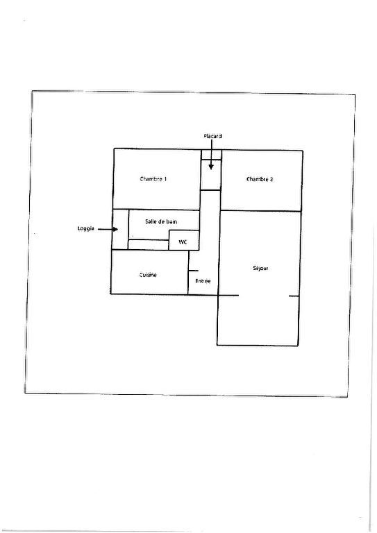 Appartement Rennes 4 pièce(s) 70.22 m2