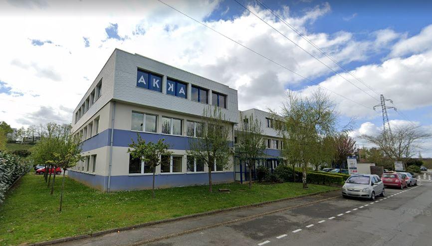 Local d'activité Cesson Sevigne 672 m2