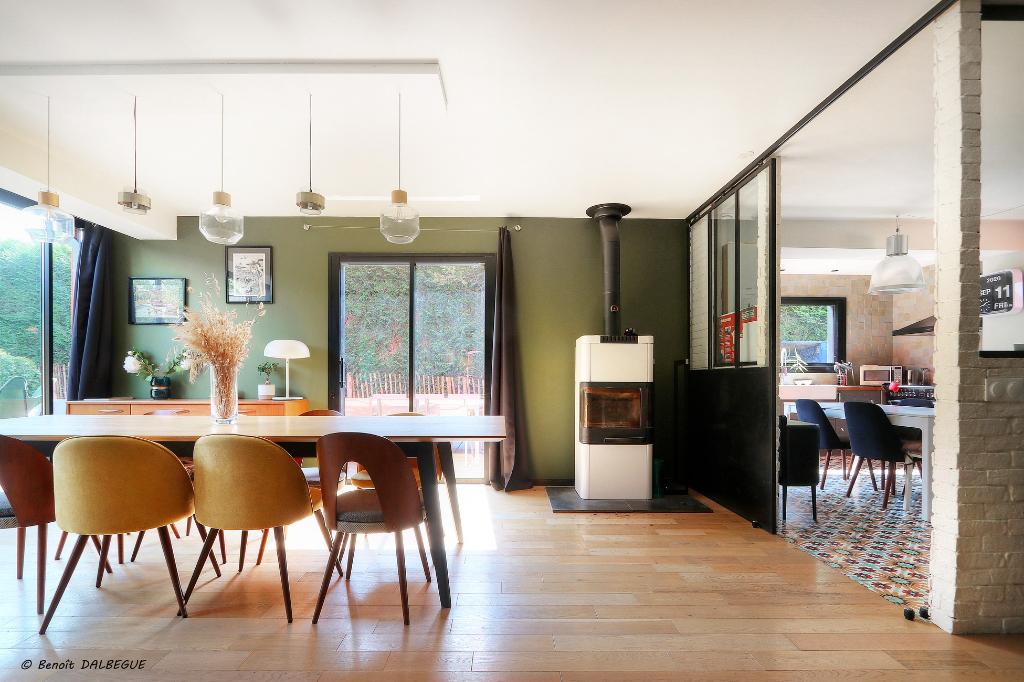 Maison Rennes Type 9 Rennes - 190 m² - exclusivité