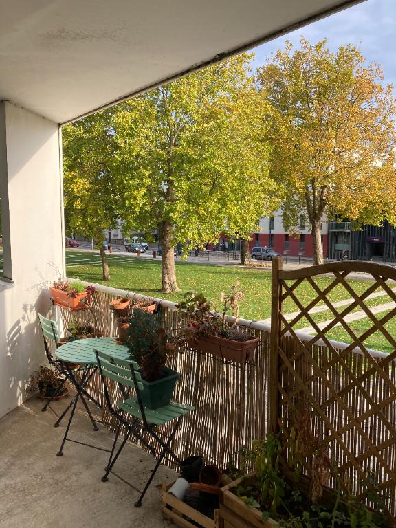 Appartement Rennes 1 pièce(s) 32,22 m2