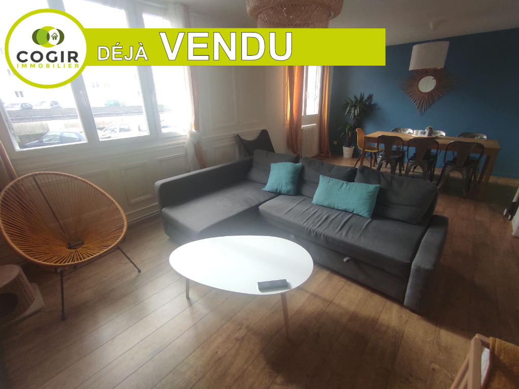 Appartement Rennes Sainte Thérèse 3 pièces
