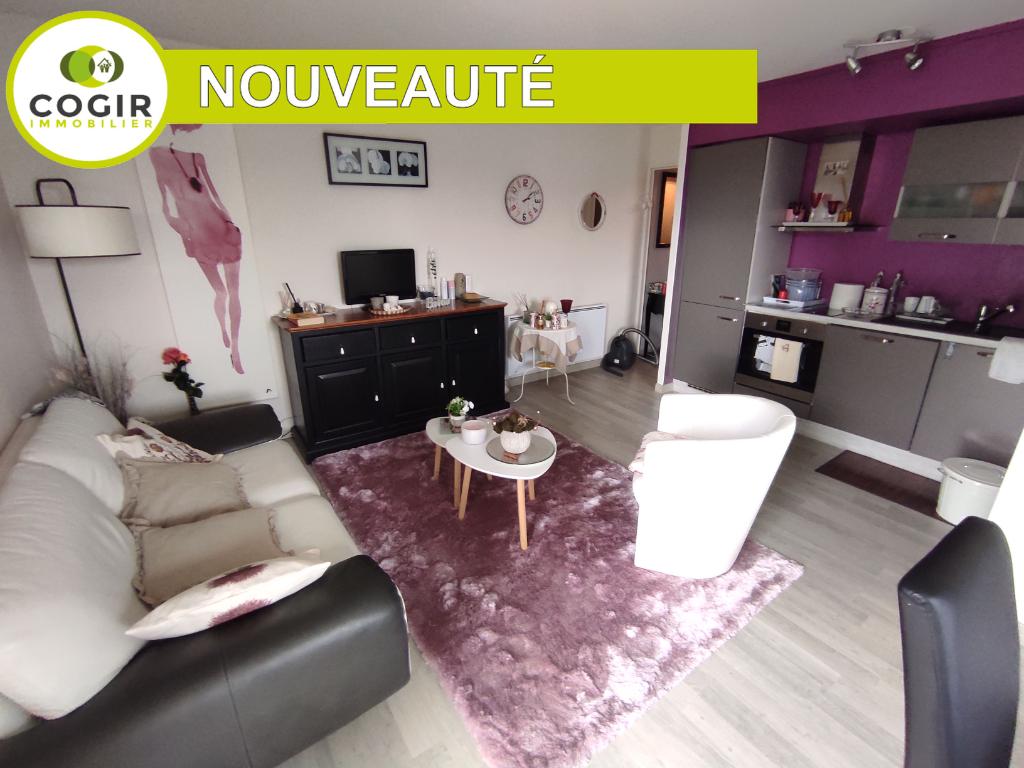 Appartement Le Rheu 2 pièces 43.08 m2