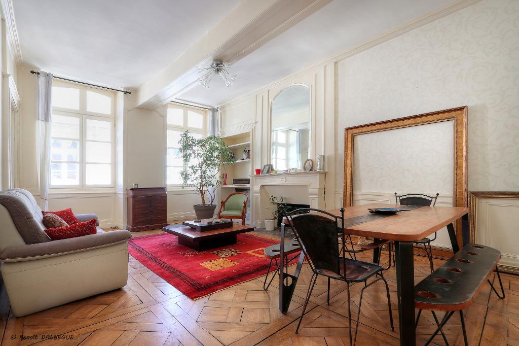 Appartement Rennes CENTRE 4 pièce(s) 116 m2