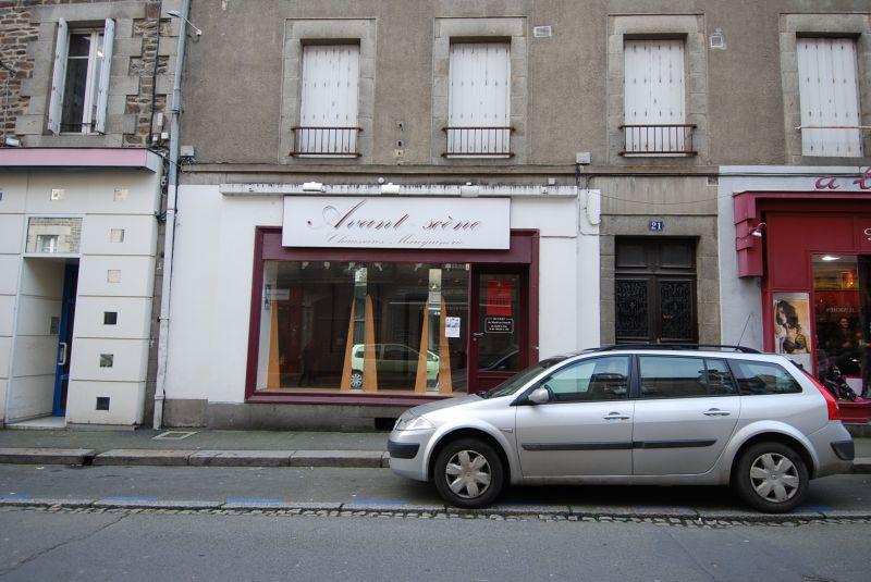 Local Commercial centre-ville de FOUGERES