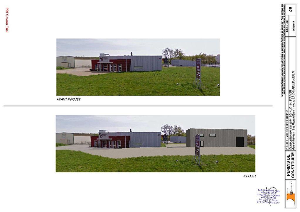 Entrepôt / local industriel La Chapelle Heulin 285 m2