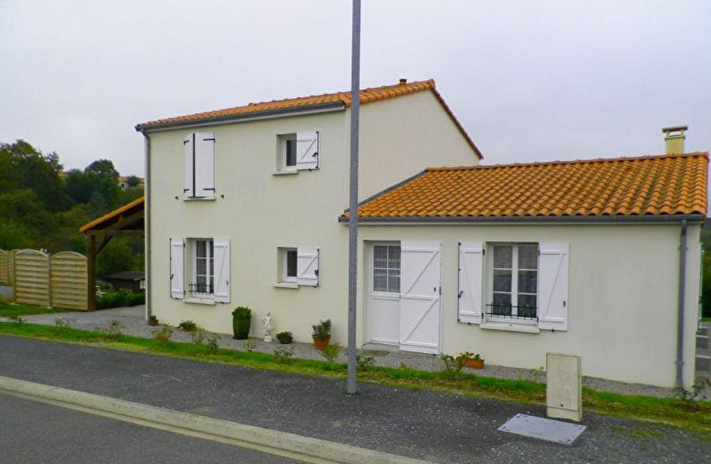 Maison  La Varenne  138 m2  jardin super vue campagne
