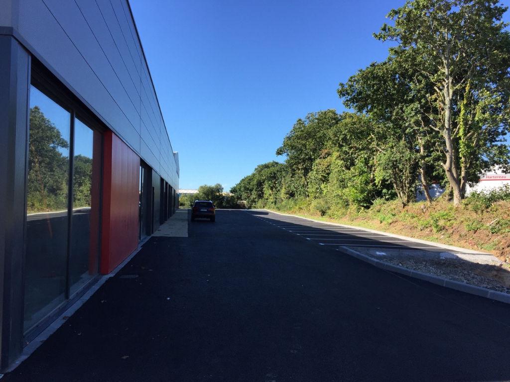 Entrepôt / local industriel Gouesnou 702 m2