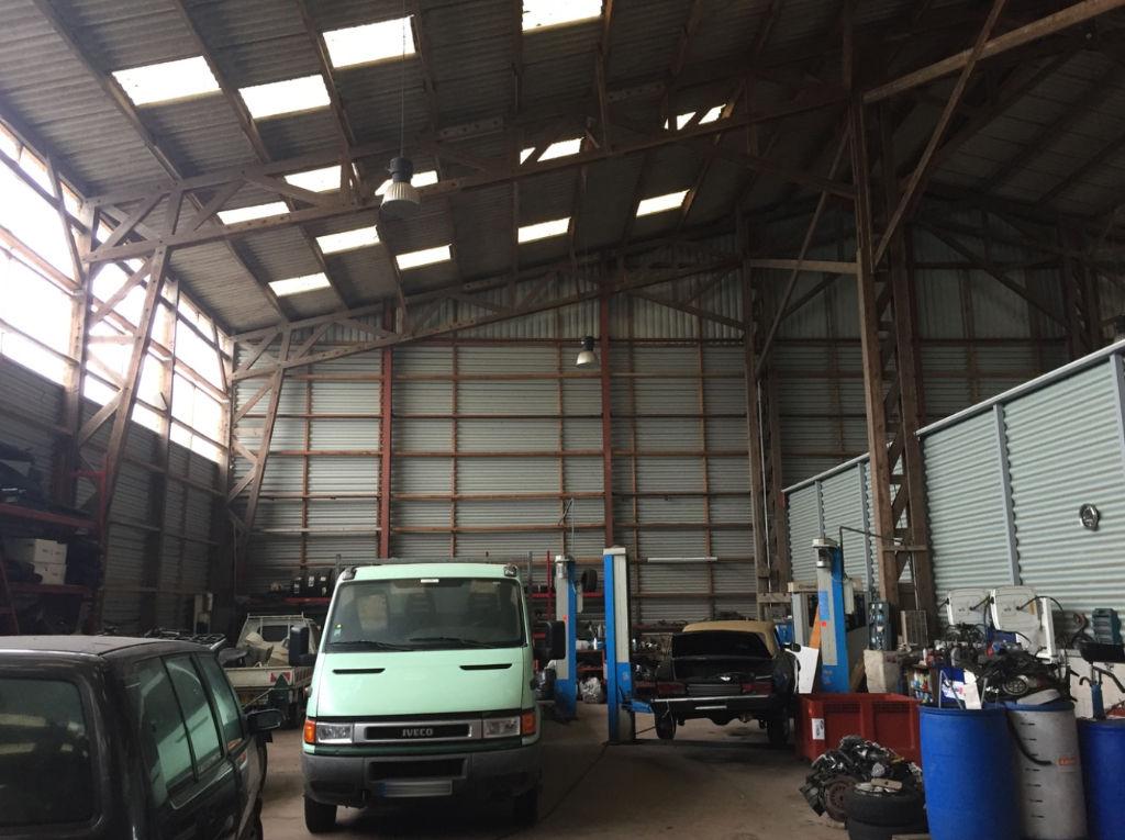 Entrepôt / local industriel Brest 750 m2