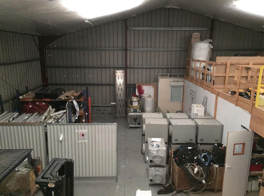 Entrepôt / local industriel Gouesnou 650 m2