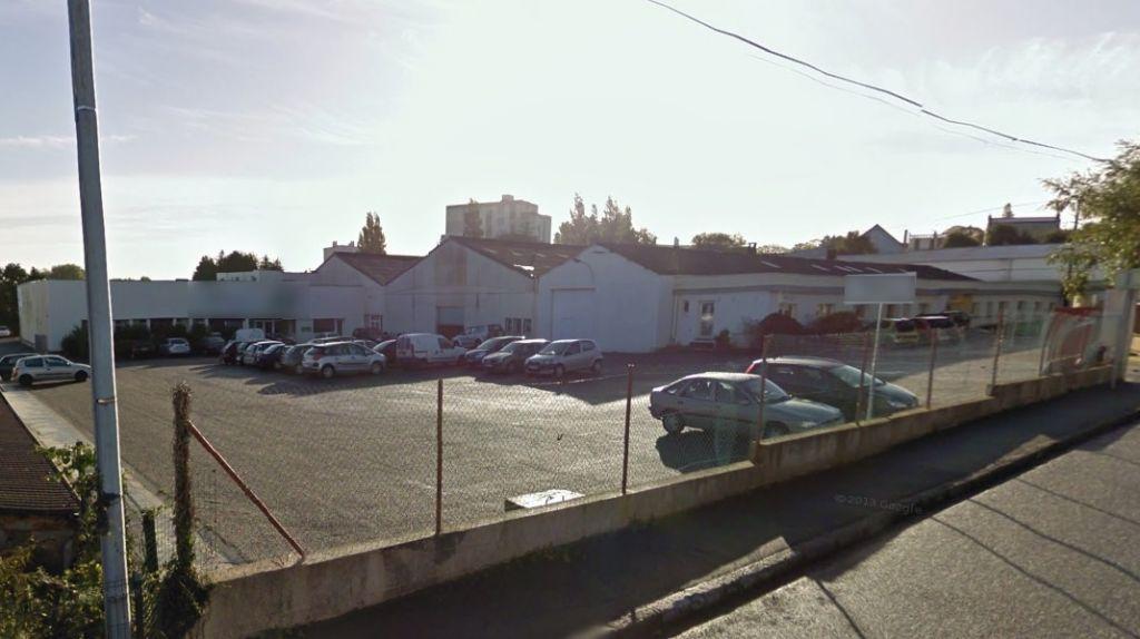 Entrepôt / local industriel Brest 600 m2