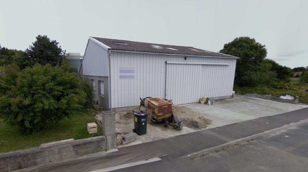 Entrepôt / local industriel Guipavas 200 m2