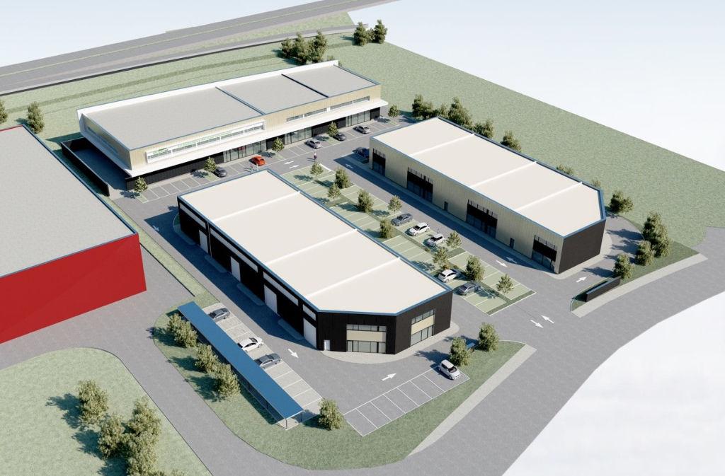Entrepôt / local industriel Gouesnou 110 m2