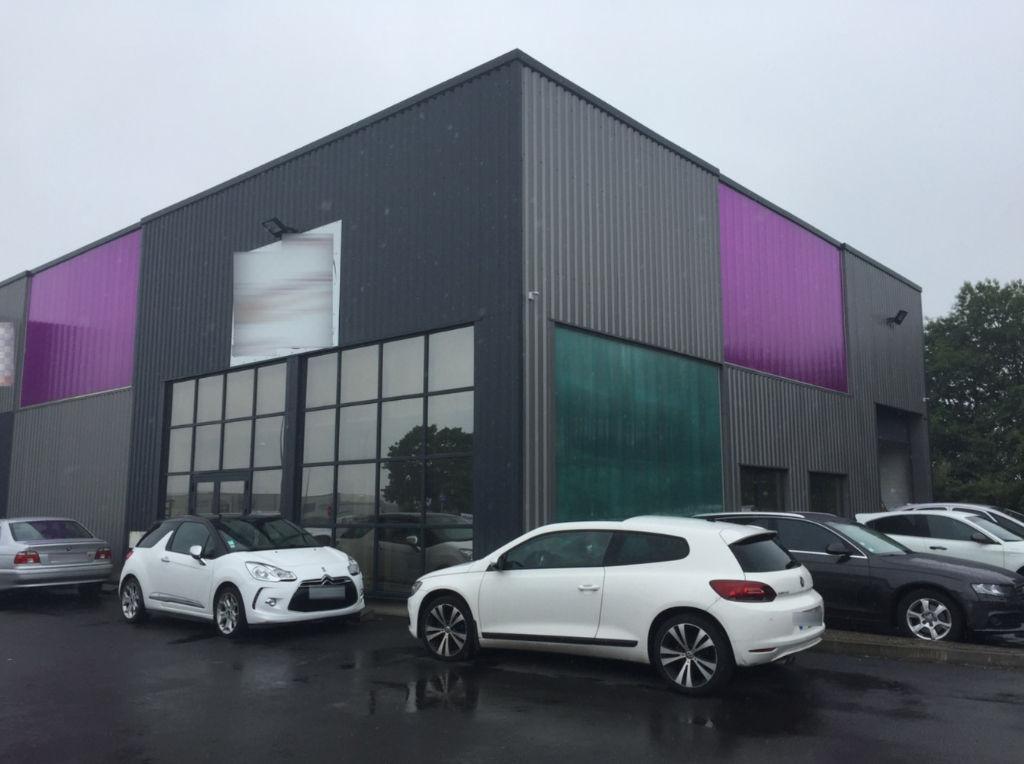Entrepôt / local industriel Gouesnou - 154 m2