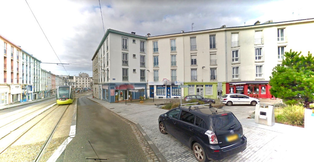 Local commercial Brest 47 m2