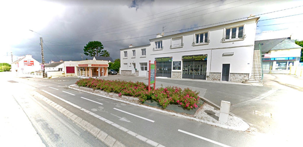 Local commercial 120 m2 Plouzané