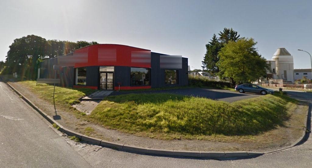 Entrepôt / local industriel Gouesnou 530 m2