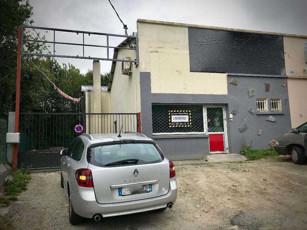 Entrepôt / local industriel Brest 235 m2