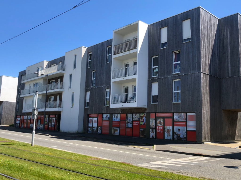 Local commercial Brest 768 m2