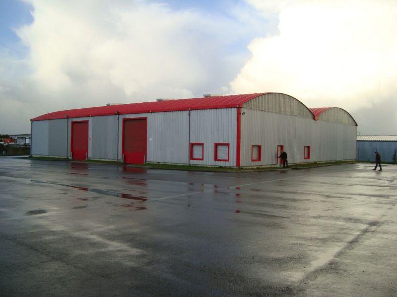 Entrepôt / local industriel Ploudaniel 1100 m2