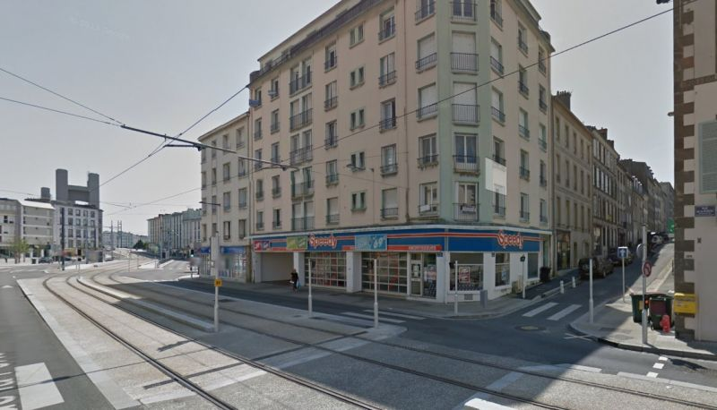 Local commercial Brest 250 m2