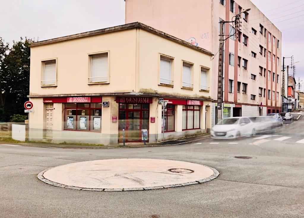 Local commercial Brest 4 pièce(s) 100 m2