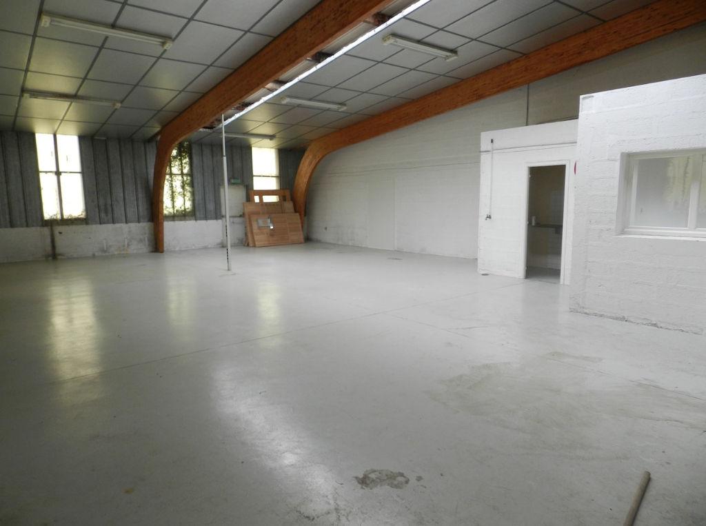 Entrepôt / local industriel 160 m2 Plouzane