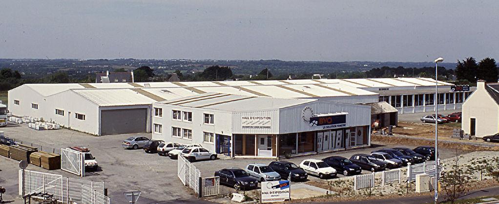 Local d'activité Brest 5650 m2