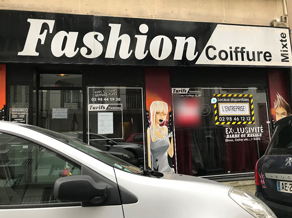 Local commercial Brest 48 m2