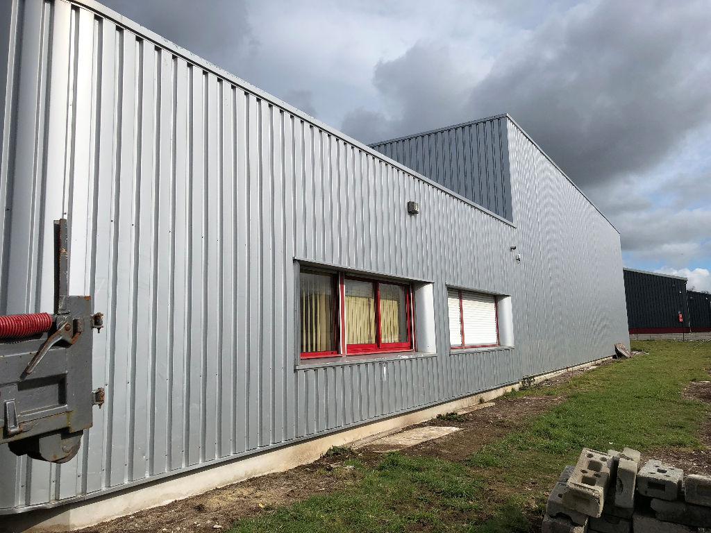 Entrepôt / local industriel Gouesnou 550 m2