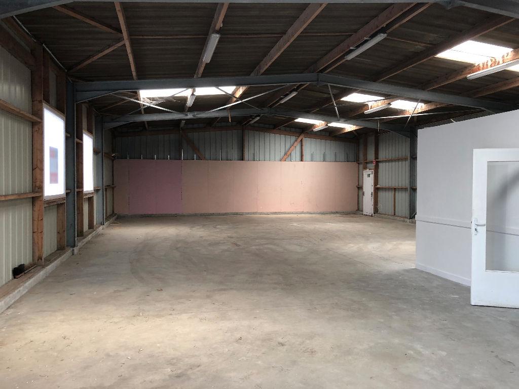 Entrepôt / local industriel Guipavas 300 m2