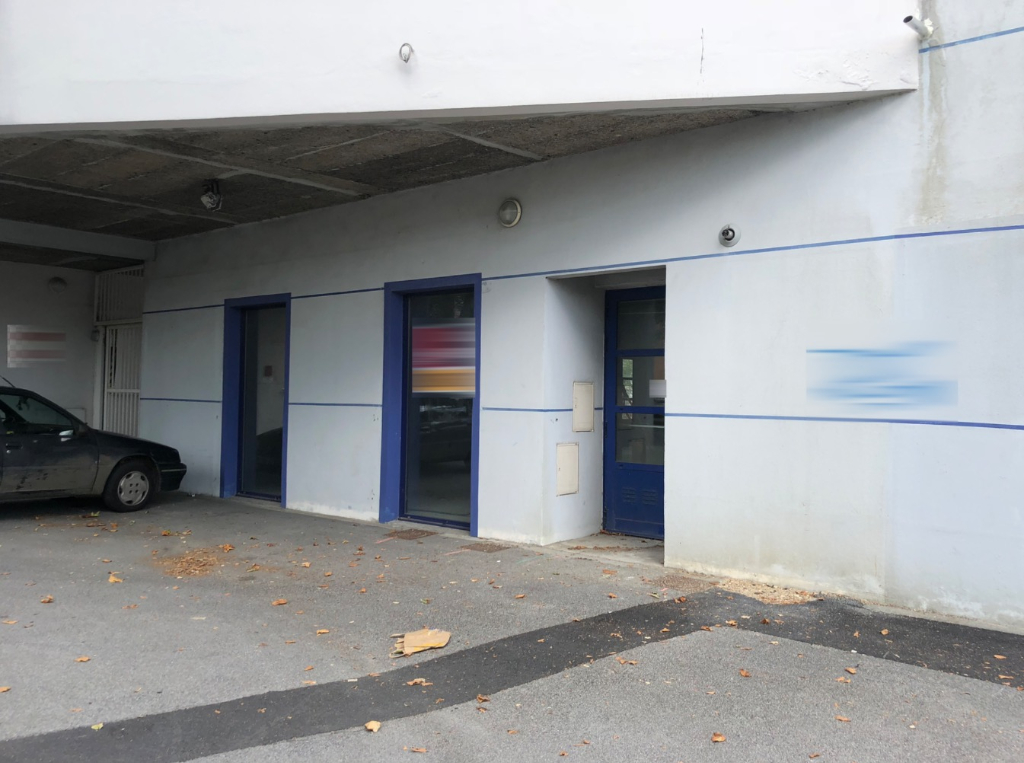 Local commercial Brest 129 m2