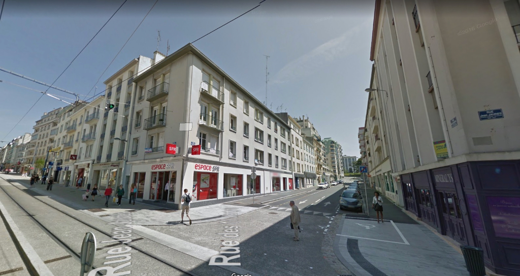Local commercial Brest 106m2