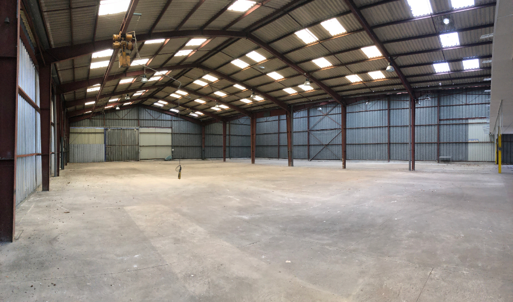 Entrepôt / local industriel Guipavas 2641 m2