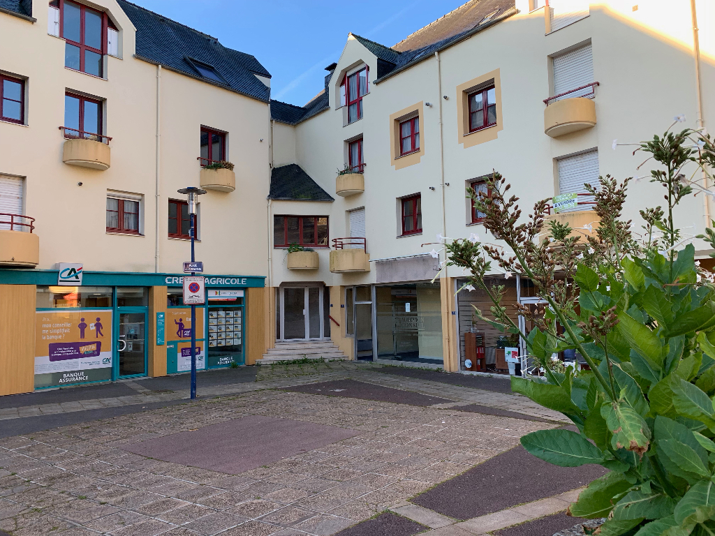 Local commercial Le Relecq Kerhuon 58 m2