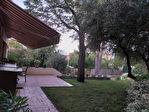 Appartement de type T4 de 100 m² avec son jardin privatif de 190 m² plus garage à Nîmes